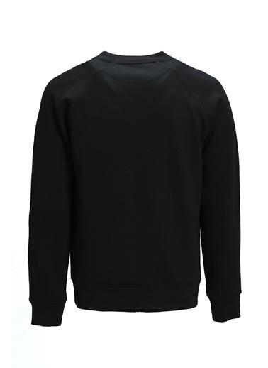 Lufian Star Sweatshirt Turuncu Siyah